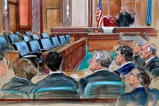 ロシア疑惑関連審理の判事に脅迫