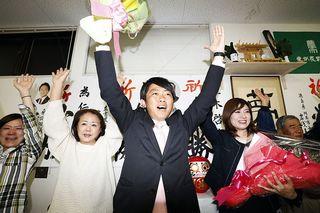 徳島県議選 期待背に新顔続々