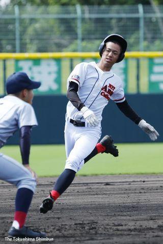 第101回全国高校野球徳島大会第2日【紙面未掲載写真特集】