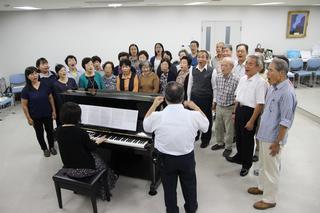 阿南合唱団 定期演奏会10年ぶり復活 来月18日 コンクール入賞で自信