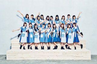 日向坂46、2ndシングルで2作連続の合算ランキング1位獲得【オリコンランキング】