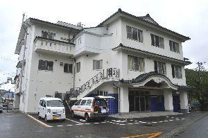約2年ぶりに営業を再開する薬王寺の宿坊「薬師会館」=美波町奥河内