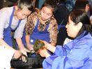 阿波踊りや藍染など徳島の魅力PR 大阪で体験フェス