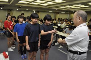 25日開幕、県小学生バレー63チーム出場