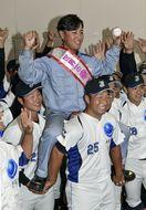 「2桁勝てる投手に」 日本ハム1位指名の河野竜生(…
