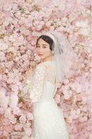 『ゼクシィ』6月号表紙を飾る13代目CMガールの堀田真由