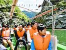 歓声で迎える令和 催し多彩祝賀ムード 徳島県内