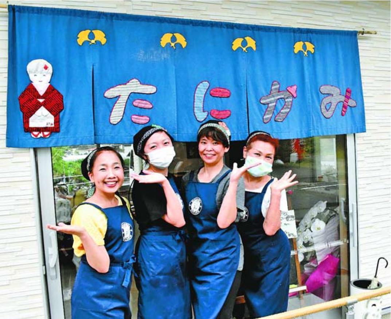 80年続く勝浦の仕出し「谷上商店」、閉店危機乗り越え新装オープン