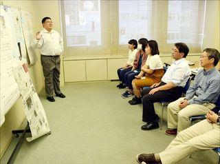 記事使い指導案作成 本社でセミナー