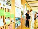 慶応大生が神山で景観研究成果展