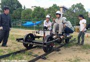 徳島に電車を走らせよう 徳島大生有志がプロジェクト 20日まで資金協力募る