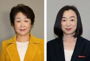 吉村美栄子氏(左)、大内理加氏