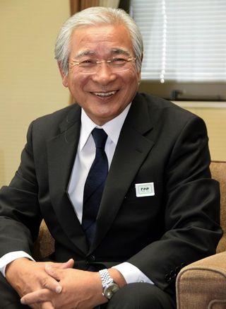 徳島県公安委員長になった 塩本泰久(しおもとやすひさ)さん