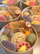 ハモやすだち鶏など 県産食材をふんだんに使った弁当…