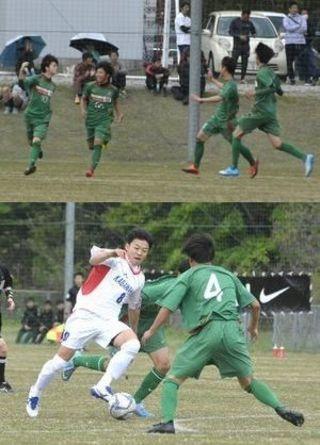四国プリンスリーグ第4節、徳島勢3チームが快勝 J内定の本田(藍住町出身)も出場
