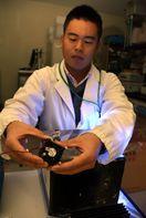 A型インフルウイルス 紫外線LEDで抑制 髙橋教授…