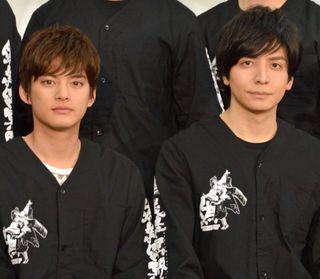 生田斗真&中山優馬、デビュー前日のSixTONES&Snow Manを激励「どんどん行っちゃえ!」