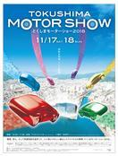 コンセプトカーやレーシングカーなど約100台が徳島に