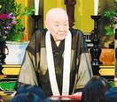 97歳現役作家「歴史的」 寂聴さん、仕事の大切さ説く