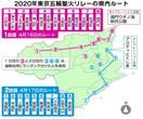東京五輪聖火リレー、徳島県実行委選出53人の走行区…