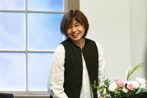 『正義の天秤』に初の牧師役で出演する山口智子(C)NHK