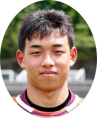 ラグビー高校日本代表 遠藤(城東)選考合宿に参加