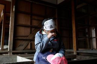 台風、多数が被災住宅で生活