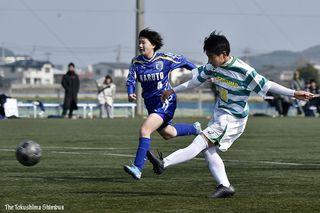 【写真特集】鳴門渦潮高8年連続8度目優勝 徳島県高校女子サッカー新人大会