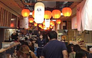 「阿波横丁」10月1日オープン 複数店の料理を同じフロアで