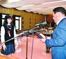 青少年育成県民会議が1個人1団体表彰 社会参加活動…