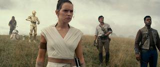『スター・ウォーズ』最後の来日決定 レイ、フィン、ポー、C-3PO大集結