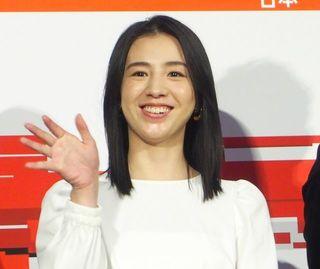 桜庭ななみ、中国語で番組MC「機会をいただけて光栄」