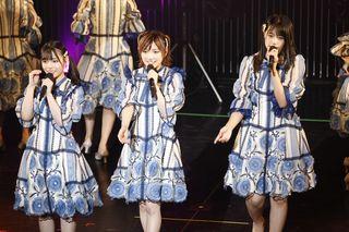 岡田奈々さん「STU48にいられることに感謝」 初の全国ツアー初日東京で誕生日サプライズ祝福