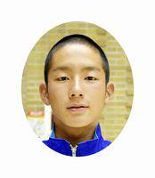 幸田太一選手