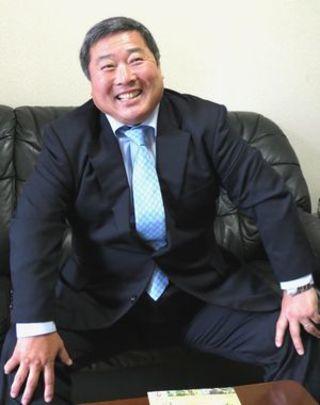 吉積浩司さん(パイルコーポレーション代表取締役)