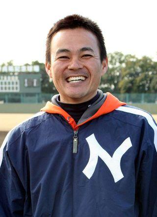 社会人野球の日本通運に復帰した元日本ハム投手 武田久(たけだひさし)さん