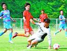 FC徳島、4年連続代表 サッカー天皇杯県代表決定戦