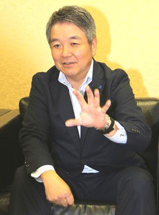 連載とくしま経済インタビュー 信金中金 須藤浩専務理事
