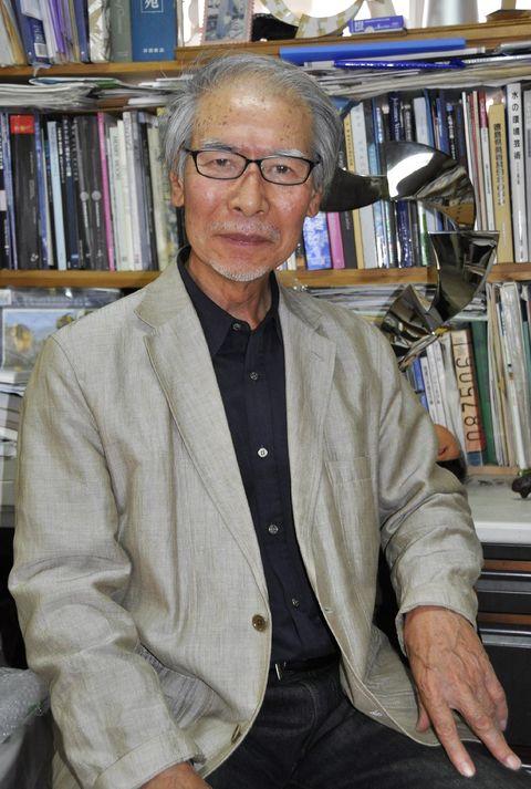 徳島県美術家協会長になった彫刻家 松永勉さん|人|徳島新聞