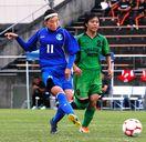 全日本高校女子サッカー四国大会 鳴門渦潮が全国大会…