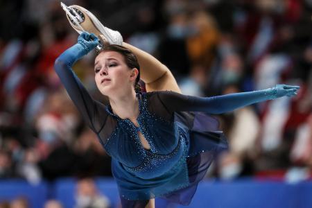 女子 選手 フィギュア ロシア