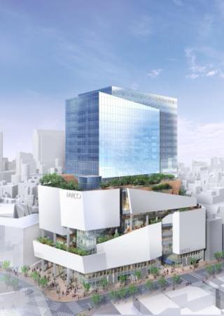 渋谷パルコ、11月下旬オープン