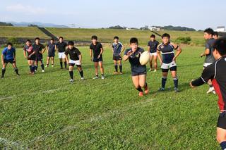 脇町高ラグビー部が90周年で7月6、7日に親善試合など企画