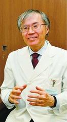 徳島大学病院の次期院長に決まった香美祥二さん