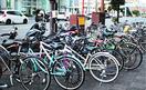 止め放題? 徳島駅西側の放置自転車 特例で禁止区域…