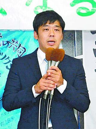 「私の力不足」 落選の松本さん淡々と 政治変える戦い続行へ