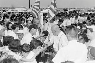 徳島商、夏の甲子園準優勝1958(昭和33)年