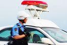 酒気帯び運転の女逮捕