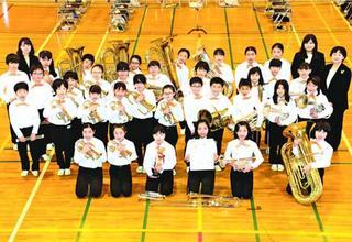 全日本小学生金管バンド選手権  佐古が準優勝 華やかで軽快に曲想変化