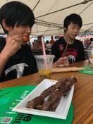 四国の肉料理堪能 鳴門のフェスティバルに6000人